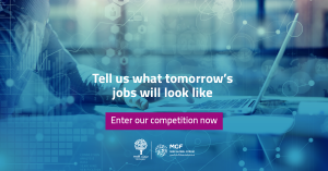 Tomorrow's Jobs competition