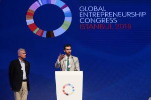 Global Entrepreneurship Network partnership